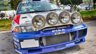 "Mitsubishi Lancer Evolution III ""Rothmans"" 1995 WRC Rally 三菱ラン..."