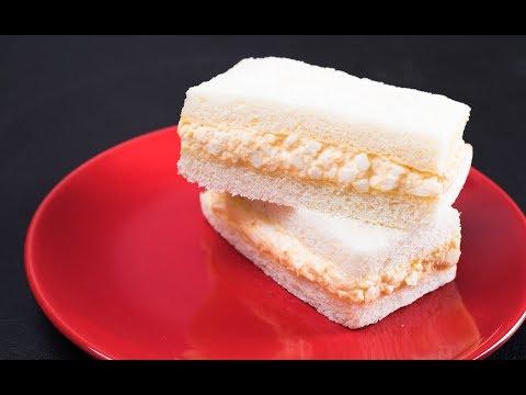เมนูแซนด์วิชสลัดไข่สไตล์ญี่ปุ่น Japanese Egg Sandwich - วันที่ 10 Sep 2019