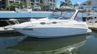Mustang 2800 Sports Cruiser for sale Action Boating boat sales Gold Coast Queensland Australia