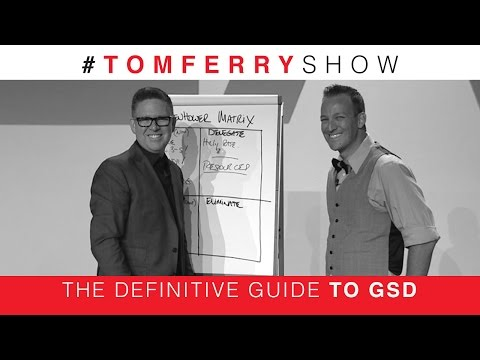 Execute And Get More Done | #TomFerryShow Episode 80