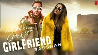 Arabic GirlFriend: Badshah Feat Aastha Gill (Official Video) | Bhushan Kumar | DirectorGifty | Vee