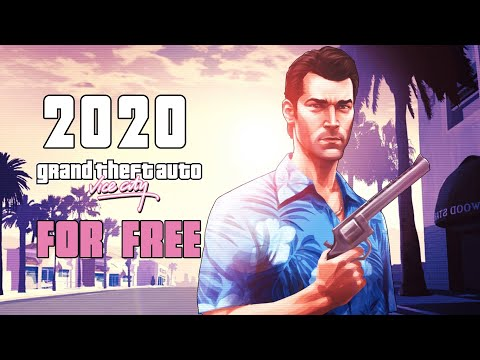 How To Download GTA Vice City In Windows 10 (FULL GAME) - 2020