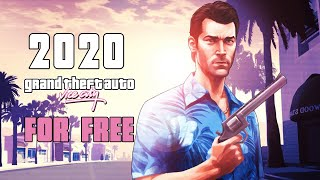 How To Download GTA Vice City in Windows 10 (FULL GAME)