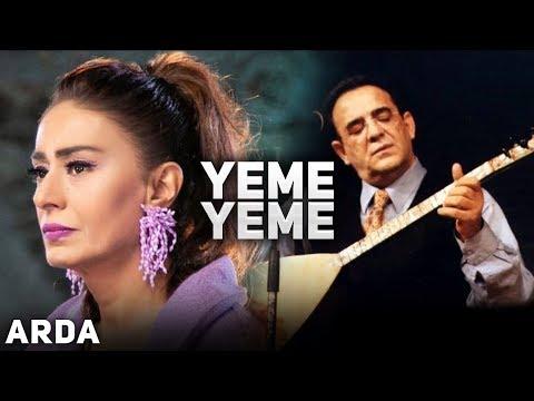Yavuz Top & Yıldız Tilbe - Yeme Yeme ( Official Video + Kinetik Tipografi ) [ Arda Müzik ]