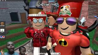 ROBLOX-GALERA TOOK THE GAME (ROBLOX)