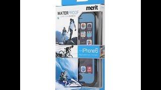 Merit iPhone 6 / 6 Plus Waterproof Case