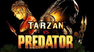 TARZAN VS PREDATOR trailer 2014
