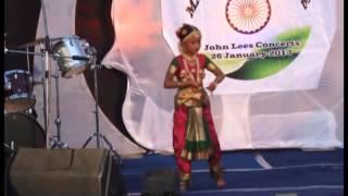 UNITY IN INDIA @ JOHNLEE SCHOOL OF MUSIC PRAYER & WELCOME DANCE