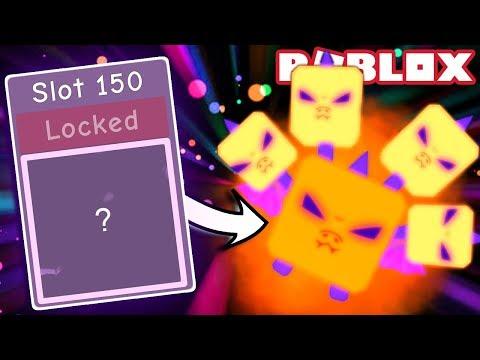 I UNLOCKED SLOT 150 IN THE CANDYLAND REWARDS! (GUMMY WINGED HYDRA) | Roblox Bubble Gum Simulator