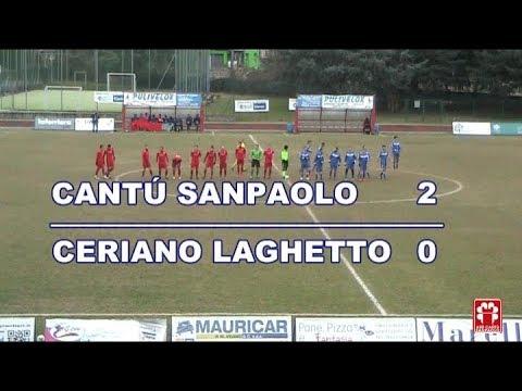 CANTÚ vs CERIANO LAGHETTO - PRIMA CATEGORIA