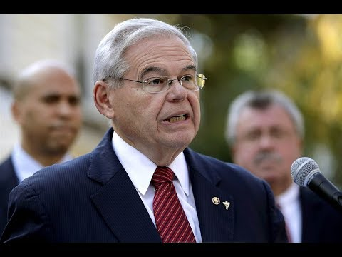 BREAKING: Sen. Bob Menendez RIDICULOUS Speech at Press Conference after Judge Declared a Mistrial