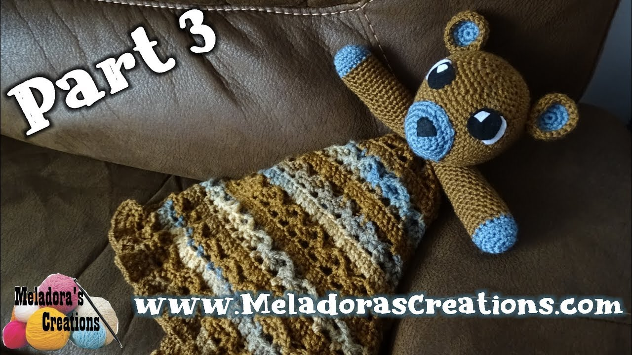 Teddy Bear Crochet Pattern Toys And More | The WHOot | 720x1280