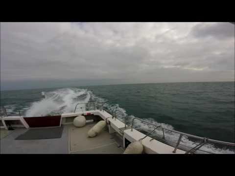 Cherbourg Roscoff avec VDC Offshore