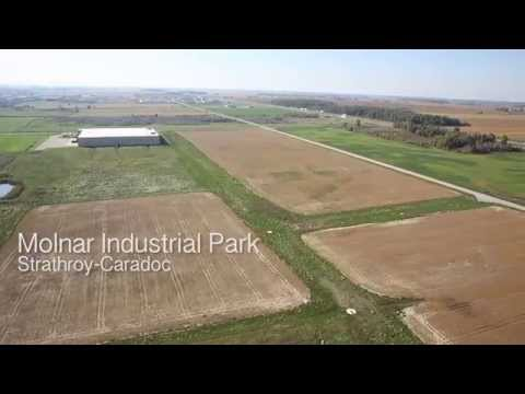 Invest in Middlesex - Molnar Business Park; Strathroy, Ontario
