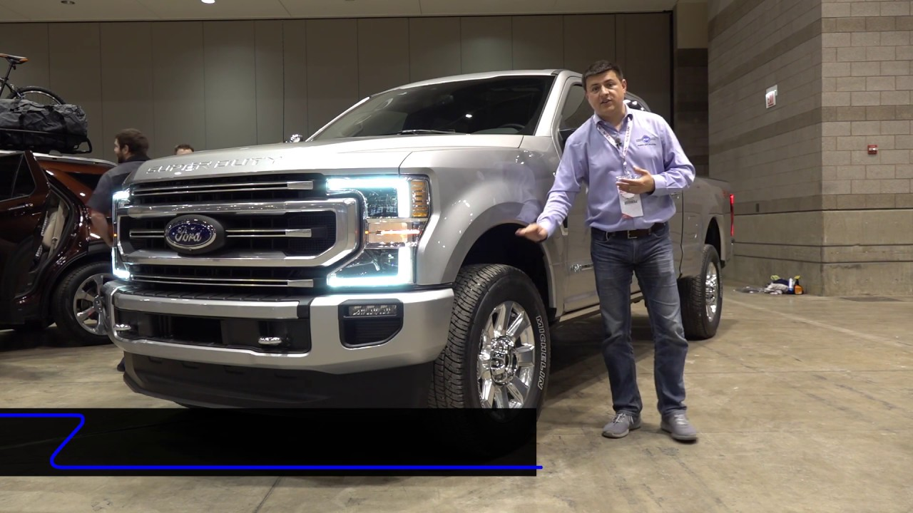 2020 Ford SuperDuty First Look - YouTube