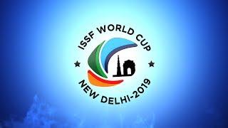 2019 ISSF World Cup Stage 1 in New Delhi (IND) - 25m Pistol Women Final
