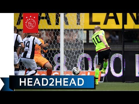 Head2Head: Heracles Almelo - Ajax