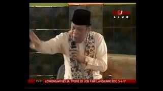 KH. Zainudin Mz  Ceramah Terakhir Alm di TV One 03 Juni 2011