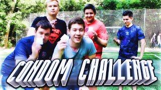condom challenge / fifa community