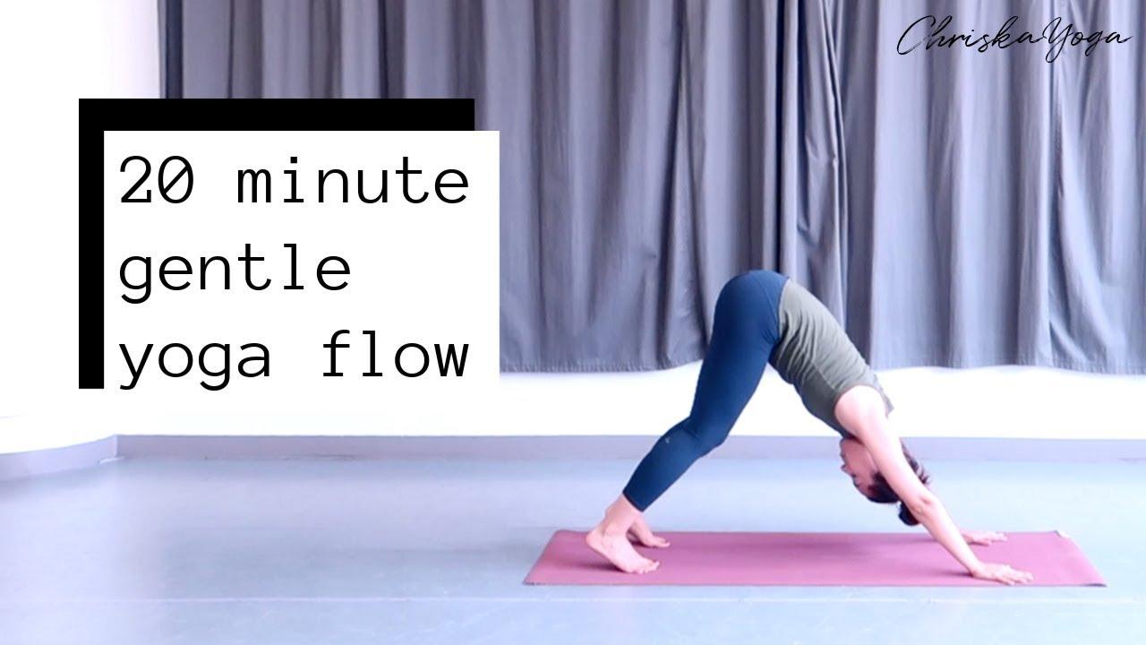 Vinyasa Yoga Flow Routine