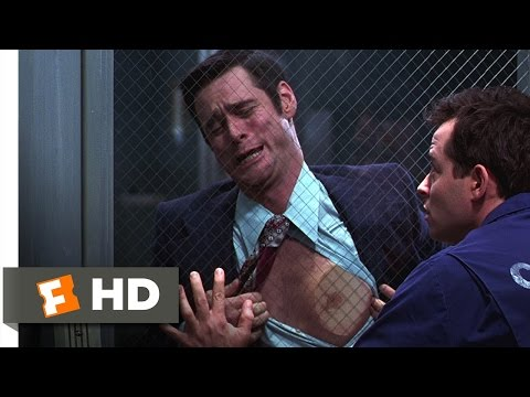 The Cable Guy 5/8 Movie   Prison Visit 1996 HD
