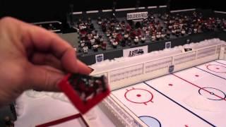 Behind the Scenes of Hockey Stadium Set