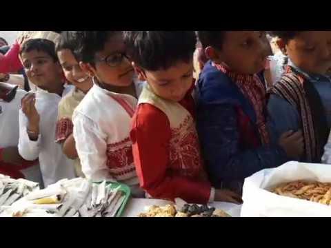 BHOGALI BIHU(MAGH BIHU CELEBRATION AT AXEL PUBLIC SCHOOL