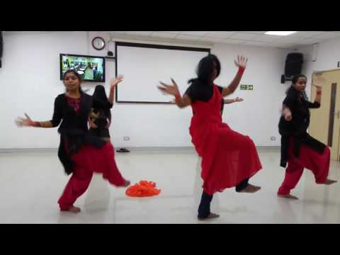 kanchana dance performance at honeywell