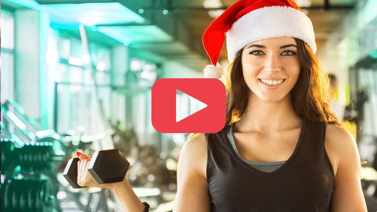 Natale a tutto fitness