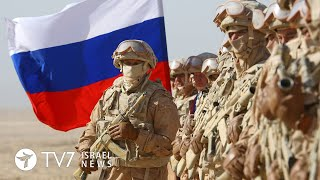 Russia disbands militia on Golan Heights; Hezbollah warns Christian leadership TV7 Israel News 21.10