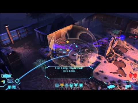 [HD] XCOM Enemy Unknown Game Play 1  