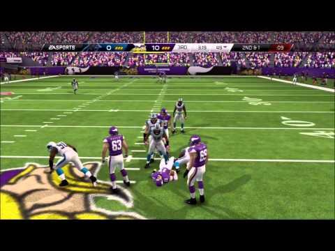 What If? Series - Gino Torretta in the NFL Episode 4: (S1W6) Vs Carolina