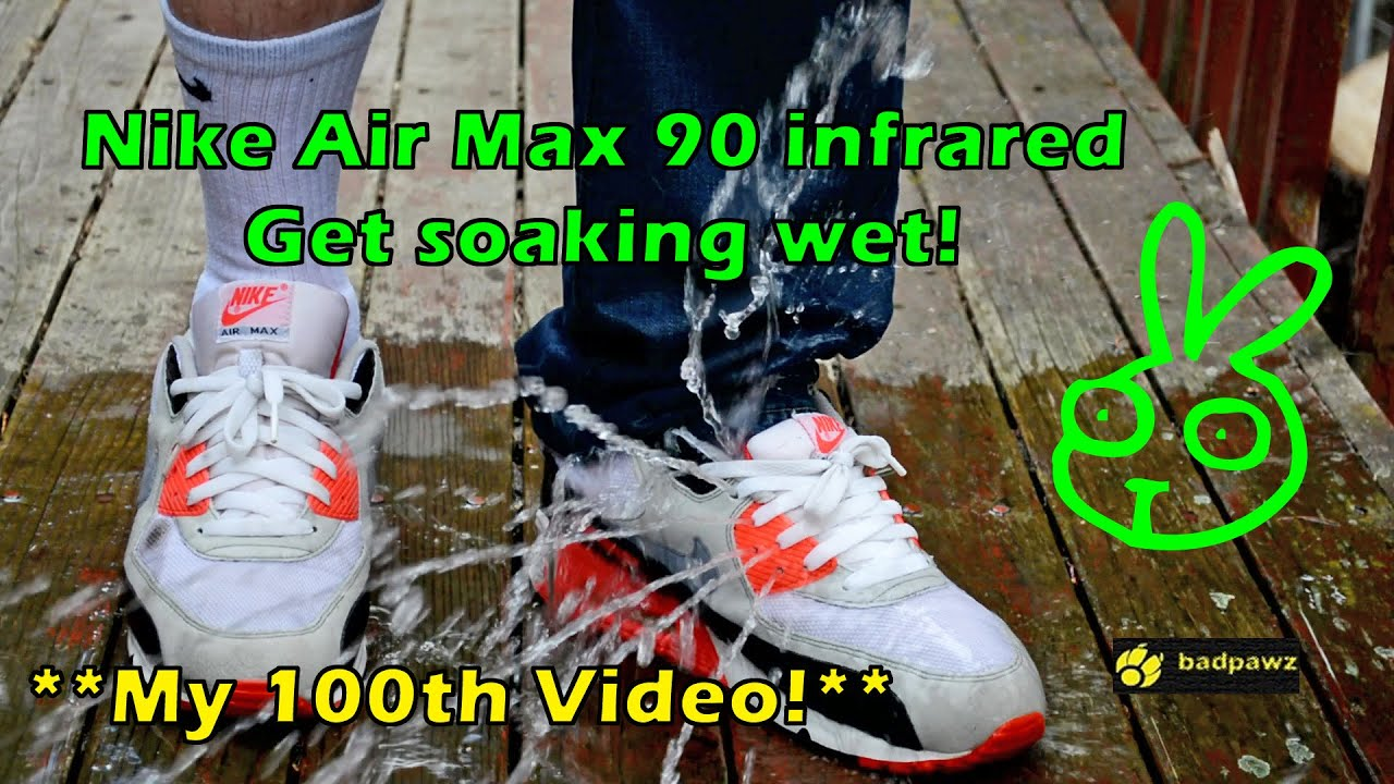 nike air max 90 with sock