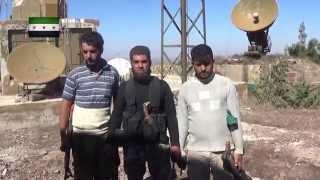 Сирия.Боевики захватили Российский ЦРТР .1  ч