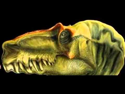 Descubren una nueva especie de tiranosaurio