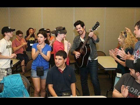 JT Hodges - ACM Lifting Lives Music Camp