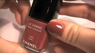 Smalto Chanel n. 533 April - Review e swatch! Thumbnail