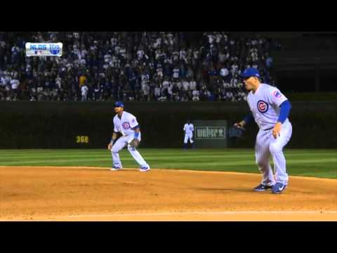 2015 Chicago Cubs Advance To NLCS