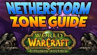 Elemental Power Extraction | Burning Crusade Quest Guide #Warcraft #Gaming #MMO #魔兽