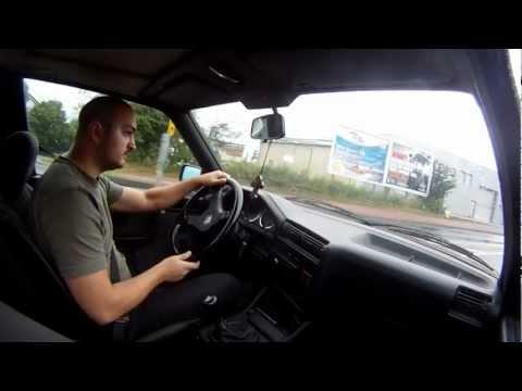 BMW E30 Drifting GoPro Aachen