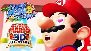 Super Mario Sunshine (3D All-Stars) - Full Game 100% Walkthrough