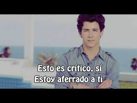 Critical - Nick Jonas (Traduccion al Español)