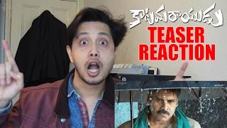 Katamarayudu Teaser Trailer Reaction | Pawan Kalyan |  Shruthi Haasan | By Stageflix