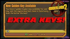 How To Get More Free Golden Keys For Borderlands 2 On Twitter!!! (1080p)