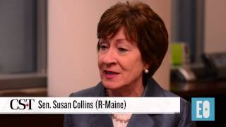 Mark Kirk and Susan Collins: Unemployment Extension