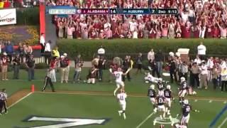 2011 Iron Bowl - Alabama Crimson Tide vs Auburn Tigers