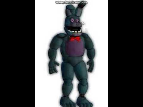 Spring Nightmare Bonnie sings The Puzzler Song