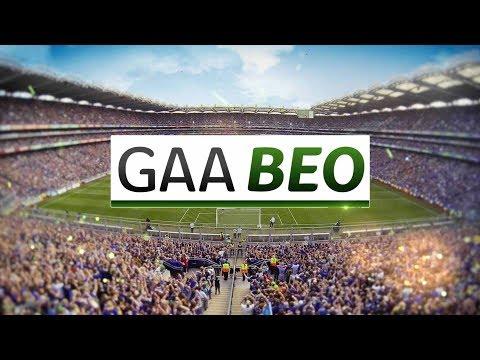 GAA Beo | Fánaithe An Ruiséalaigh (Corcaigh) V Mícheál Breathnach (Gaillimh) | TG4