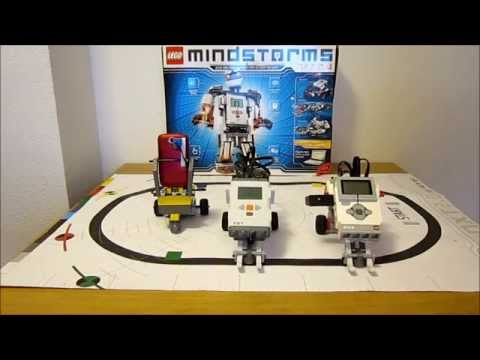 LEGO RCX, NXT and EV3 over Wifi  Comunicación Wifi con Lego