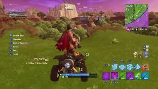 Fortnite ATV Balloon Glitch